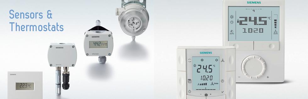 Sensors & Thermostats